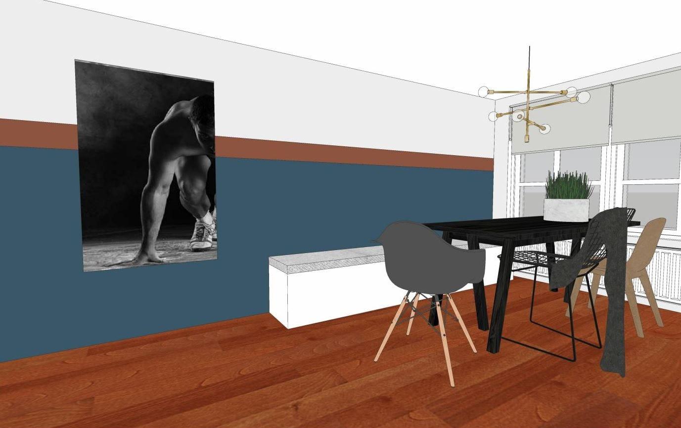 woonhuis interieurontwerp