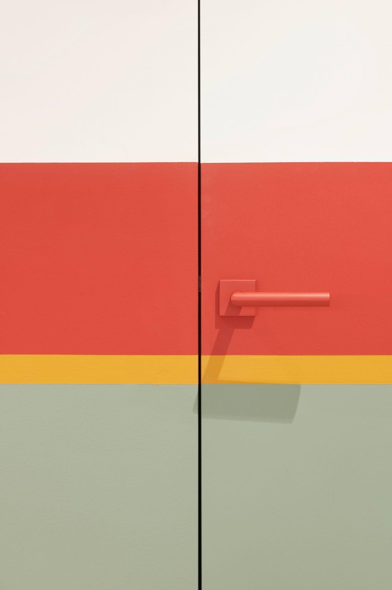 Interieurontwerp kantoor NNEK