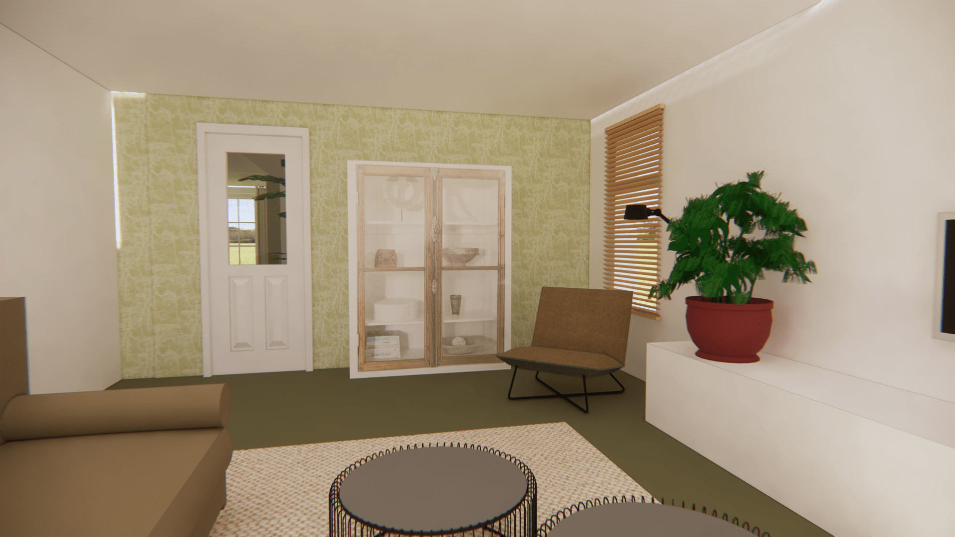 woonkamer interieurontwerp