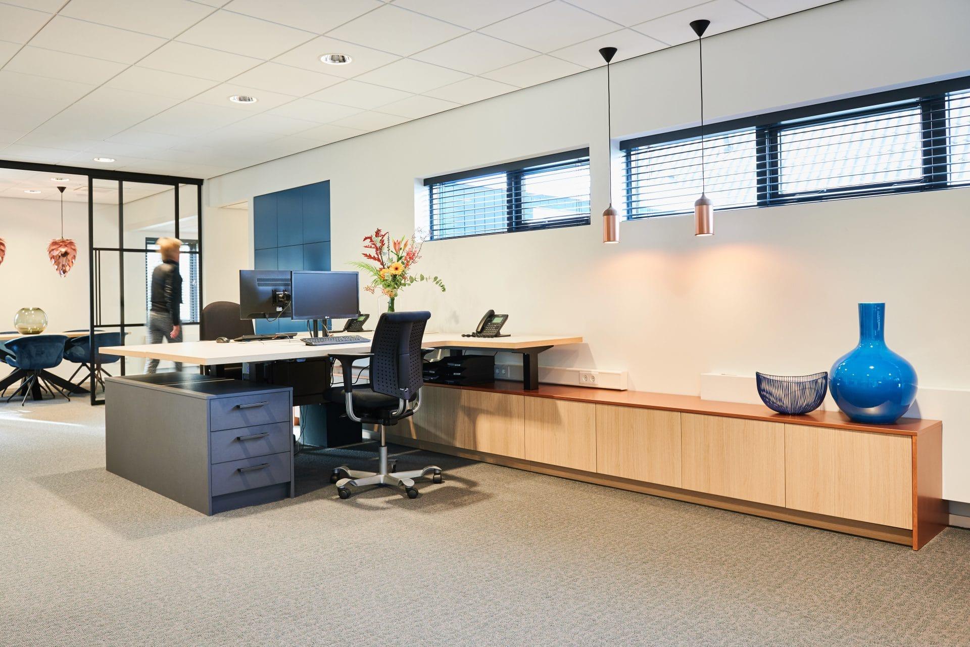 interieurontwerp resultaat kantoor installatiebedrijf