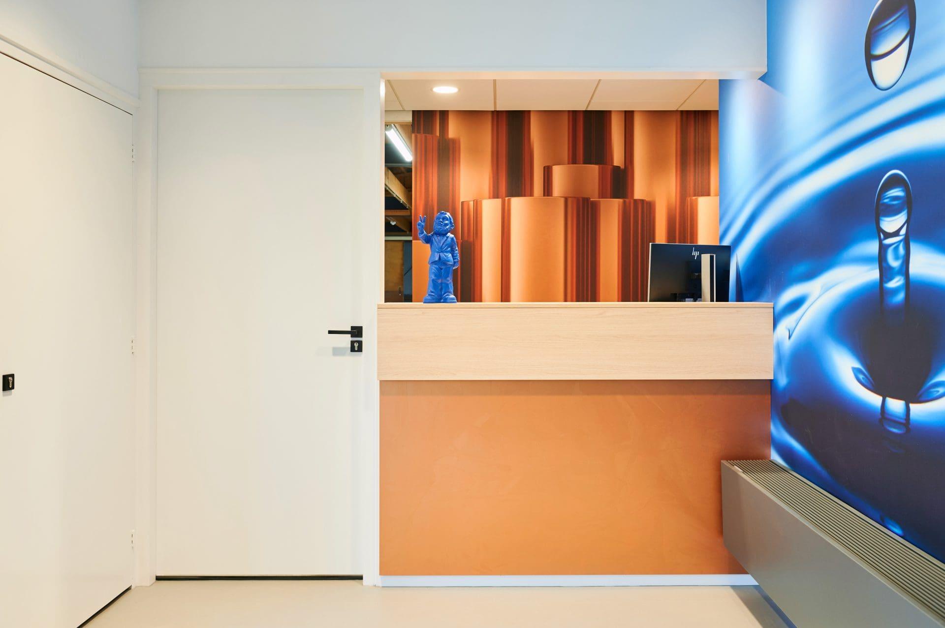 interieurontwerp resultaat kantoor showroom installatiebedrijf
